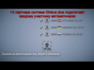 Проект Globus plus