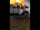 Ужасная авария в Казахстане! Смерь снятая на камеру!