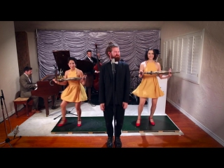 Scott Bradlee & Postmodern Jukebox  Umbrella (feat. Casey Abrams & The Sole Sisters)
