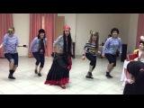 Шуточный танец разбойников