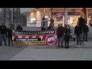 Митинг NPD в Берлине, посвящённый изнасилованию 13-летней девочки. Выступление родственницы.