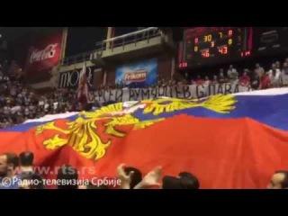 Сербы хором спели Катюшу в память о погибшем русском пилоте сбитого тур
