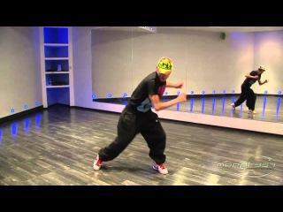 Павел Трутнев - урок 1: видео уроки ragga jam & dancehall