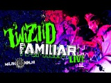 Twiztid - Familiar Live - Mutant Remixed And Remastered Out Now (Live at The Whiskey A Go Go in LA)