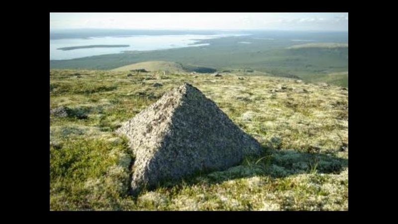 Сенсация.На территории Крыма обнаружена 45 - метровая подземная пирамида.Земля.Территория загадок