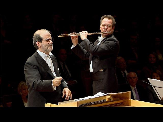 Vivaldi: Flute Concerto La notte / Pahud · Marcon · Berliner Philharmoniker