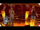 Ellie Goulding - Burn (Lena, Lara) | The Voice Kids 2014 | BATTLE | SAT.1