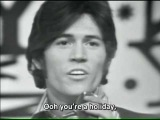 Bee Gees - Holiday (1967) High Quality Stereo Sound, Subtitled