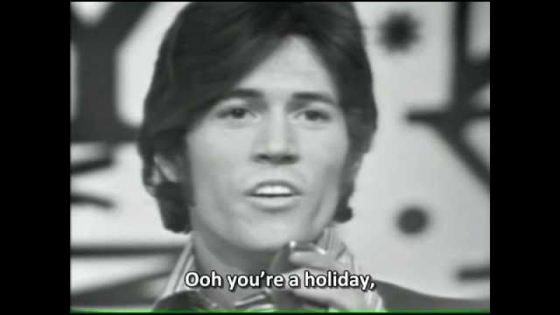 Bee Gees Holiday 1967 High Quality Stereo Sound Subtitled