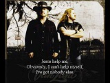 Van Zant - I Can't Help Myself (with lyrics)