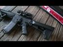 Винтовка M4 Carbine LWRC M6 стрельба