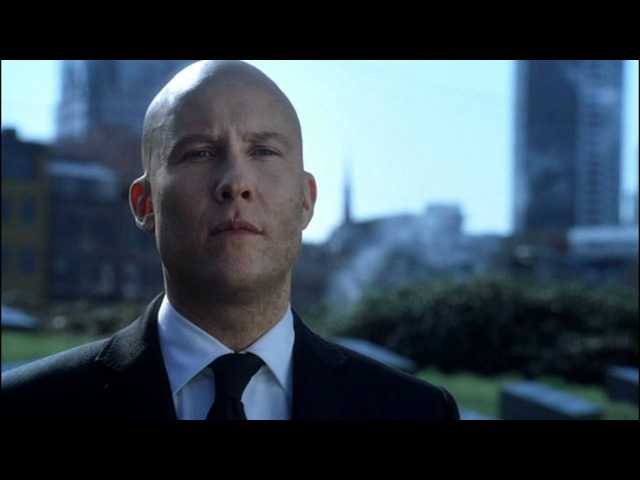 Smallville - Lionel Luthor's Funeral (1080p HD)