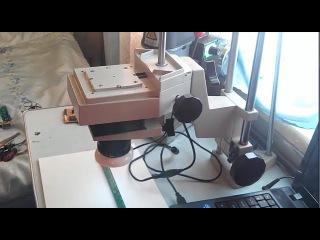 USB-микроскоп с большим рабочим ростоянием, высокого качества своими руками из веб камеры.