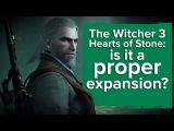 The Witcher 3 Hearts of Stone: Is it a proper expansion? (1080p60 gameplay + impressions)