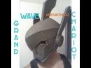 [NYCC 2015 Weekend] Wave Grand Chariot Cosplay Helmet Tutorial | Akame ga Kill