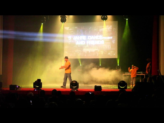 Daybee Storm Shann   5 Jahre DANCEproject and Friends   DANCEv