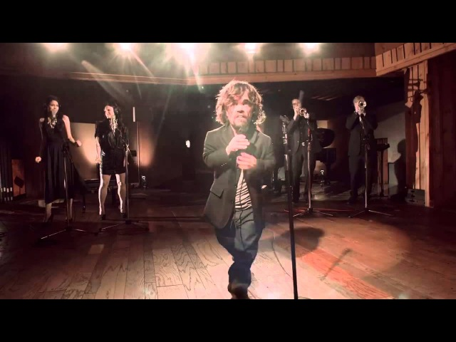 Here's Peter Dinklage performing for our Game of Thrones musical for Red Nose Day USA!