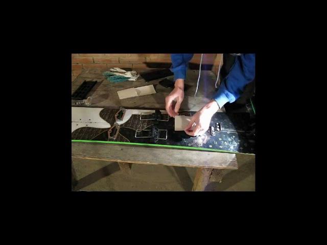 Как сделать сплитборд с помощью Voile Split Kit