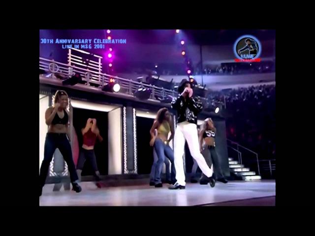Michael Jackson 30th Anniversary Celebration You Rock My World Remastered HD