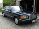 Mercedes Benz 300SEw126 1989