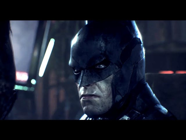 Batman: Arkham Knight Ending Final Boss (Main Story Ending) 1080p