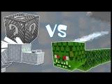 Металлический Лаки Блок & Ледяной Дракон VS Гигантская Змея! - Лаки Битва #3