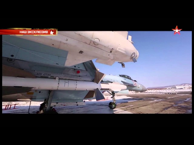 Су-35 против F-16 военные рассказали, как американцы убегали от русских в Сирии
