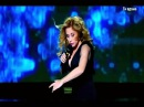 Lara Fabian ** Adagio ** in English version Live @ XFactor HQ