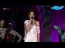 Milla Jovovich - Electric Sky Live from Life Ball 2012 HD