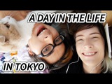 A DAY IN THE LIFE IN TOKYO 私の一日