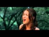 Miley Cyrus y David Bisbal - Te miro a ti Videoclip
