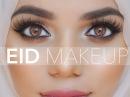 EID MAKEUP & HIJAB TUTORIAL + OUFIT | LOOK TWO