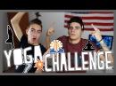 YOGA CHALLENGE РАБОТАЕТ ОМОН | HalBer