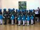 Конкурс строя Аты Баты шли солдаты