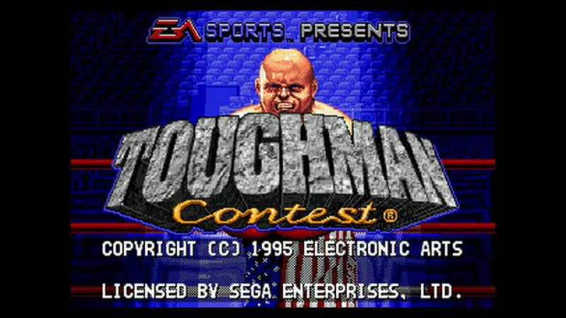 TOP 29 MD 32X | TOUGHMAN CONTEST (ELECTRONIC ARTS, EA SPORTS, 1995) - 'HAMMERING'
