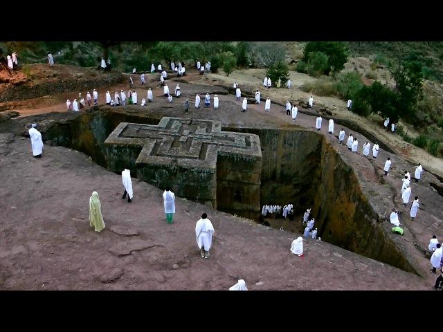 Rock-Hewn Churches of Lalibela, Ethiopia in HD