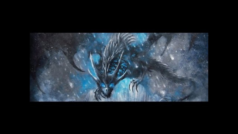 Hearthstone Curse of Naxxramas Sapphiron Heroic mode / Сапфирон Героический режим