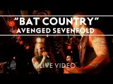 Avenged Sevenfold - Bat Country (KROQ Fright Night) Live