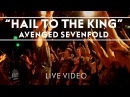 Avenged Sevenfold - Hail to the King (KROQ Fright Night) [Live]