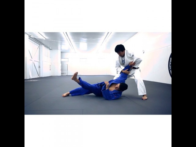 """BJJPix By William Burkhardt on Instagram """"Clean Judo with Shintoro Nakano and Anthony Kwon @akwon44 at @CaioTerraBJJ academy. Full video on the BJJPix Facebook page. Try @Vegan."""""""