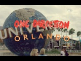 The guys celebrate FOUR in #1DOrlando