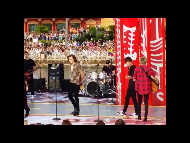 One direction on the today show (live)