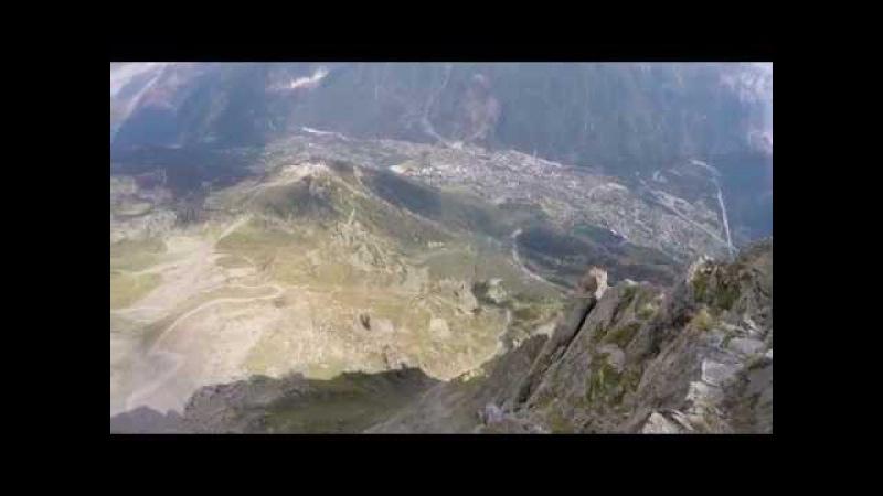 Crazy Wingsuit Flight - The Great Dario - Graham Dickinson Dario Zanon