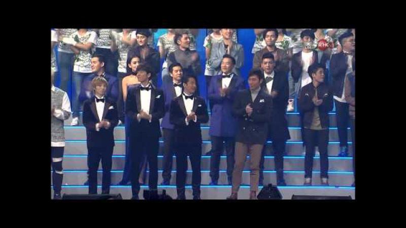 160318 HKAMF 홍콩 아시안 팝 뮤직 페스티벌 - 개막식(AOA Cut)