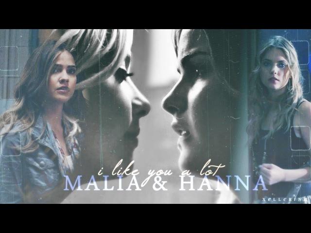 ✗Malia Hanna || I like you a lot