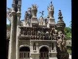 Дворец во Франции, построенный почтальоном  Фердинандом Шевалем