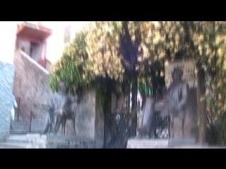Утренняя прогулка по Гурзуфу