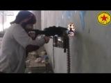 Kurds Advancing in Kobani