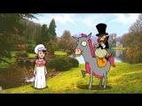 Телка, конь Денчик и чудесный Лимонад