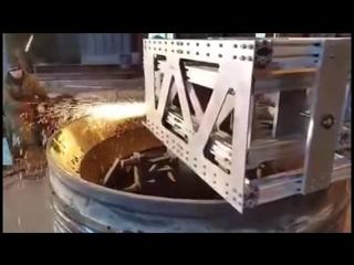 Ремонт конусной дробилки Metso Nordberg
